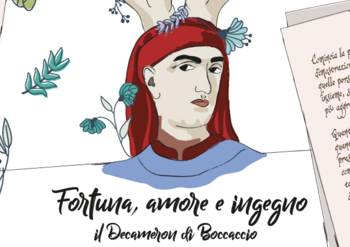 Fortuna, Amore, Ingegno – Il Decameron di Boccaccio