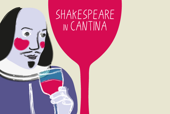 Shakespeare in cantina