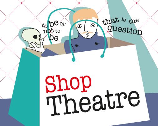 ShopTheatre | rassegna di temporary theatre nei negozi