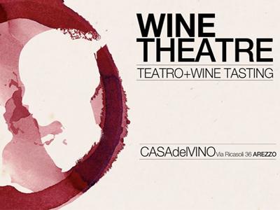 WineTheatre | teatro + wine tasting