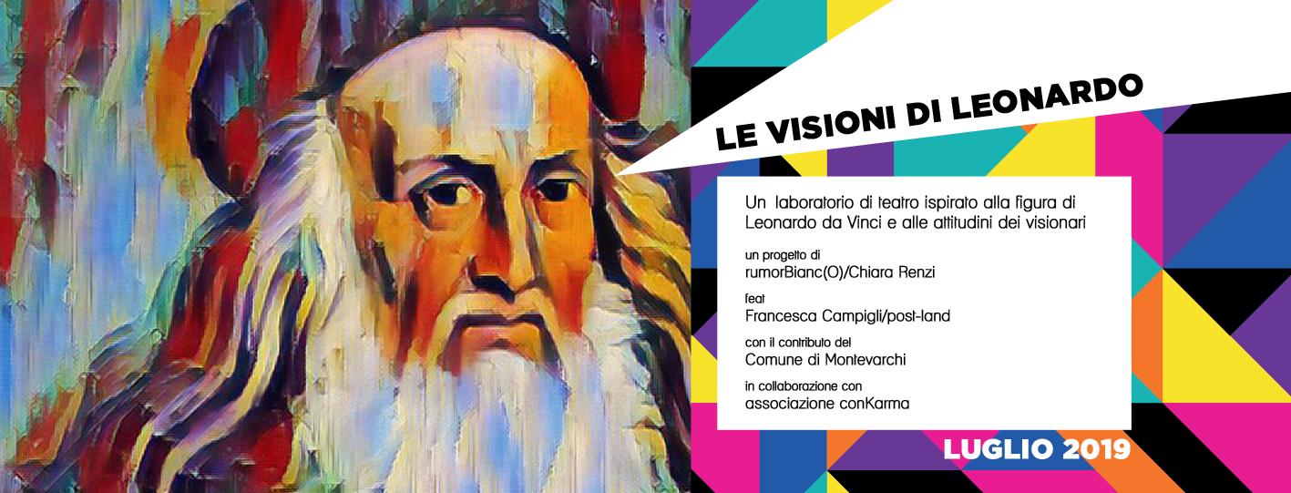 Le Visioni di Leonardo